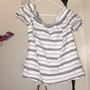 Juicy Couture Tops - Off the shoulder blouse